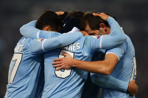 S.S. Lazio v Calcio Catania - TIM Cup